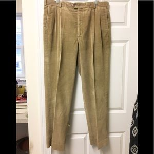 Awesome vintage Mister Golf Cotton cords!